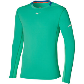 Mizuno Alpha Sun Protect LS Shirt Men, mint leaf